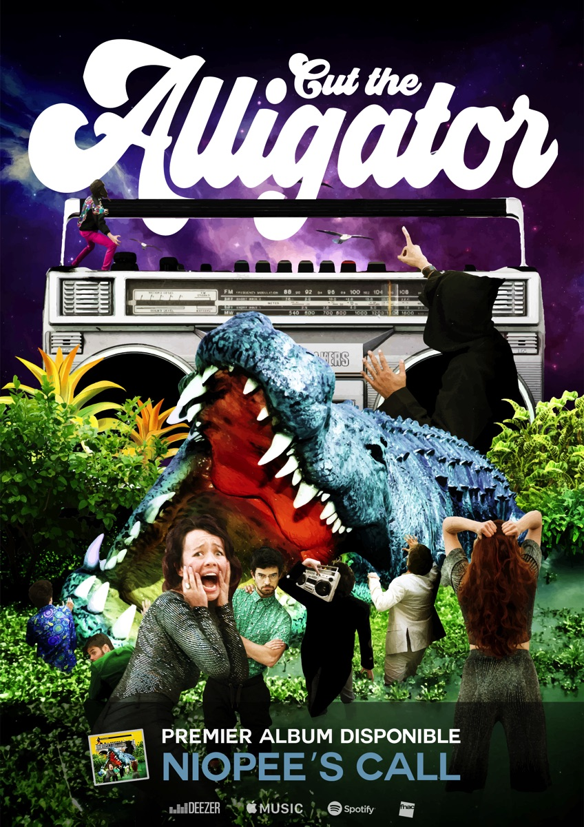 Cut The Alligator