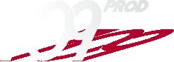 Logo 709 prod : boite de production musicale en chansons